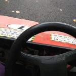 宇都宮の八幡山公園を満喫。無料ゴーカートがすごい!