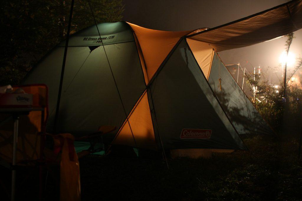 カンパーニャ嬬恋キャンプ場写真