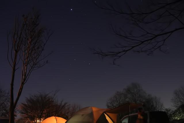 出会いの森キャンプ場