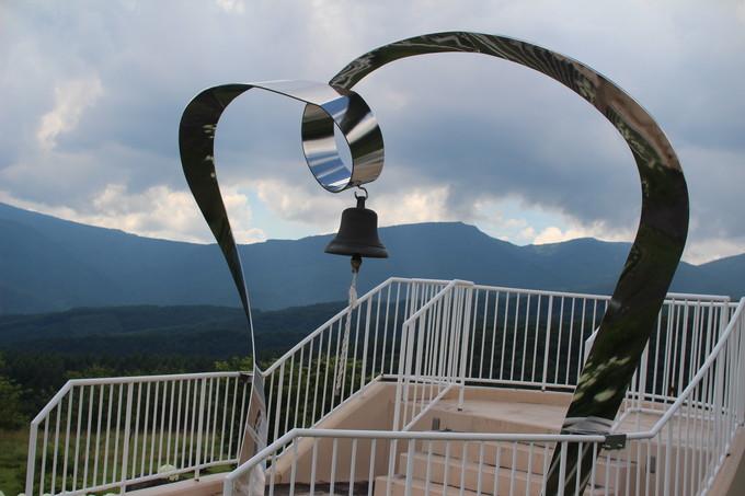 嬬恋牧場 愛妻の鐘