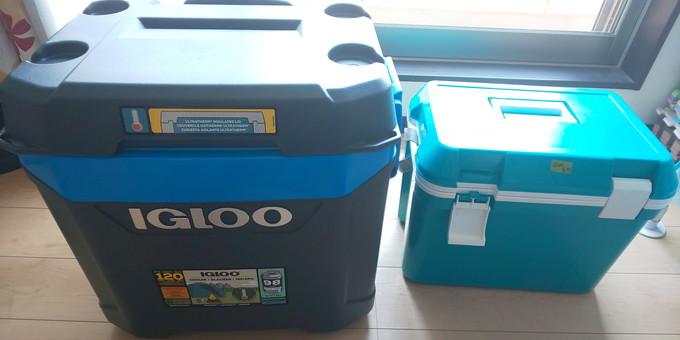 igloo(イグルー) マックスコールドクーラーボックス