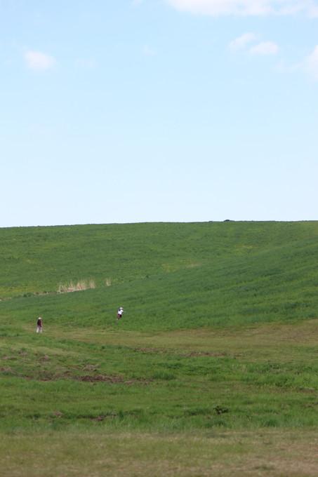 鹿角平観光牧場キャンプ場
